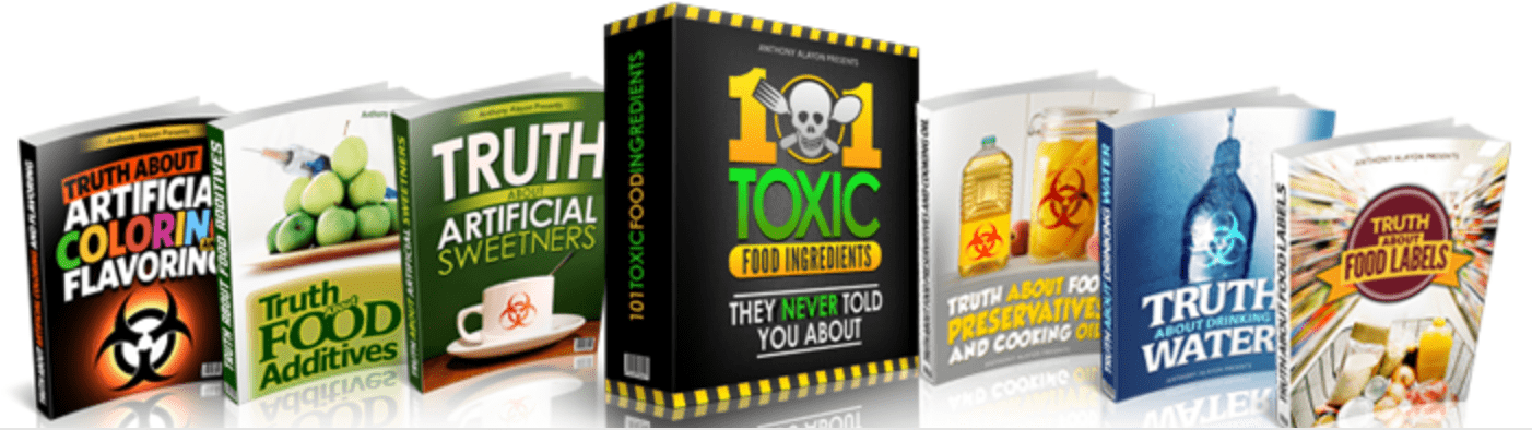 toxic food ingredients