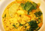 How to make kitchari