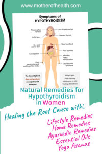 natural remedies for hypothyroidism in women