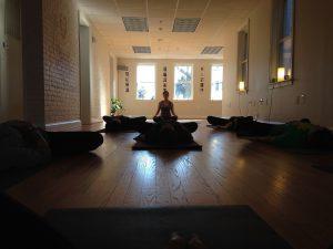what's yoga nidra