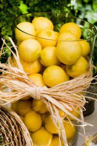 lemon water and weight loss