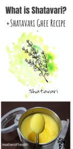 what is shatavari