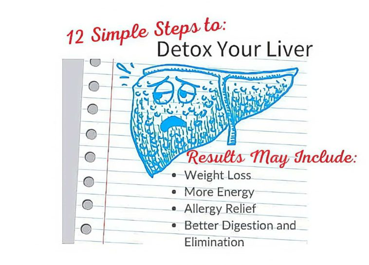how to detox the liver