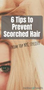 prevent dry hair