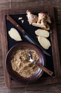 the benefits of ginger root
