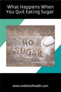 what happens when you quit eating sugar