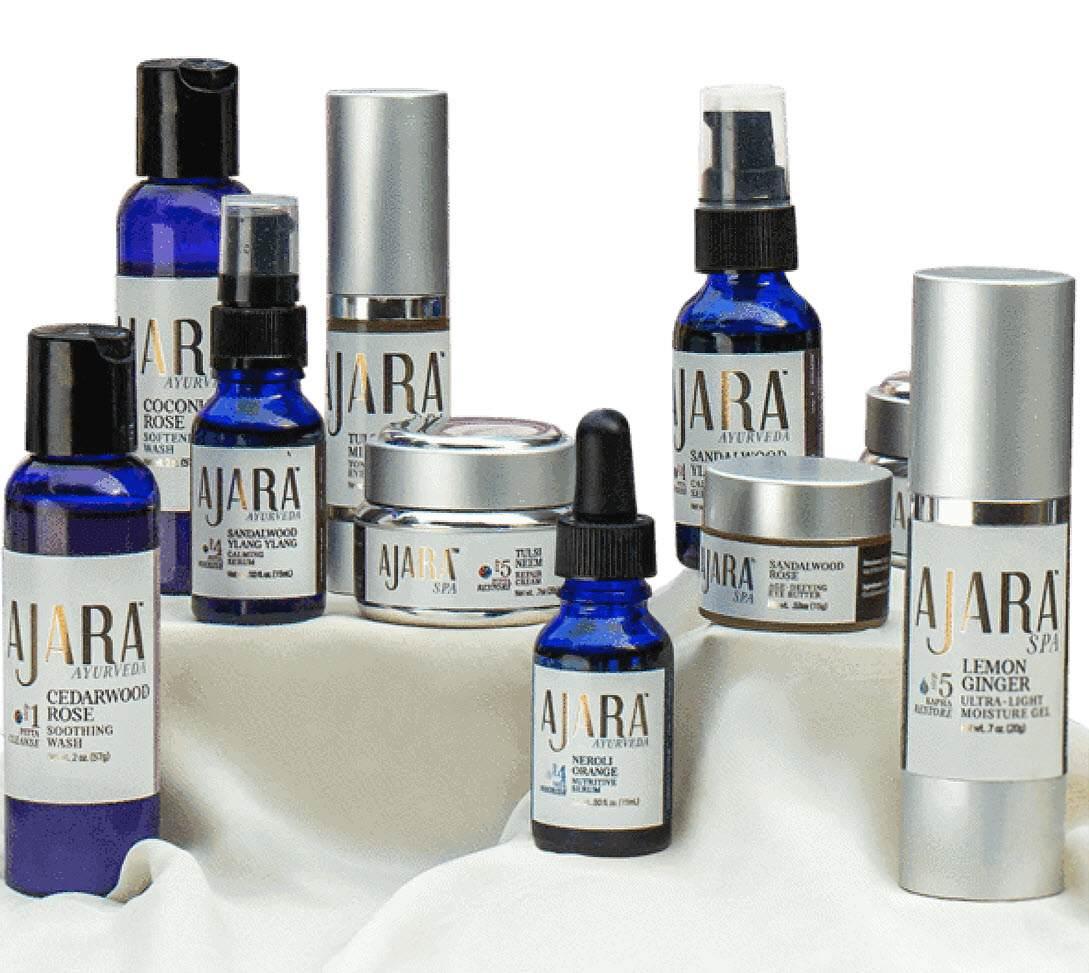 Ajara Skincare for each Skin type
