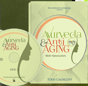ayurveda for aging