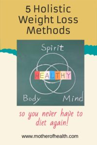 what is holistic weight loss - Pinterest Pin