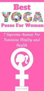 best yoga poses for women