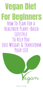 vegan diet for beginners
