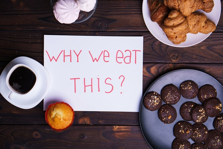 how to stop comfort eating