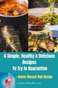 recipes to try in quarantine