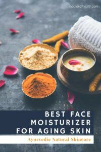 best face moisturizer for aging skin