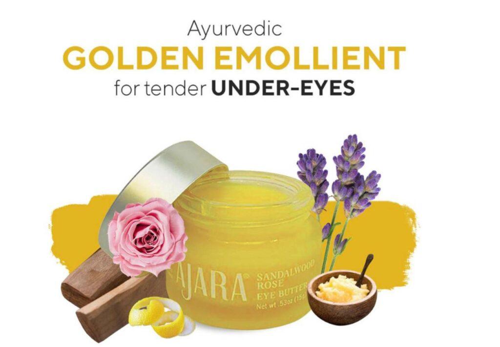 ajara sandalwood rose eye butter