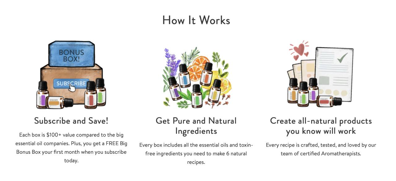 simply earth essential oils review