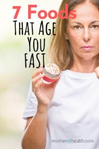 foods that age you