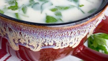 wild rice mushroom soup