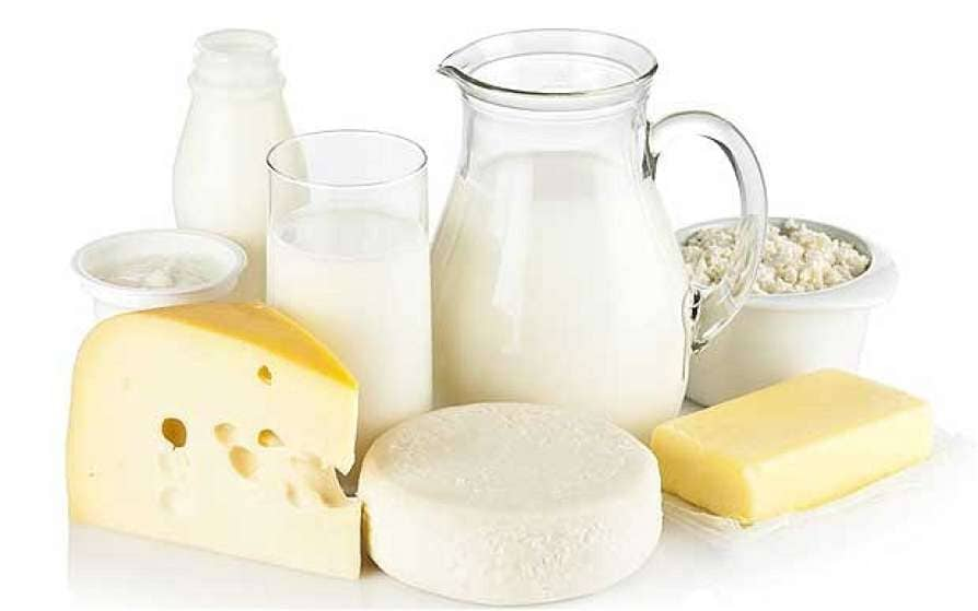 dairy products puffy eyes