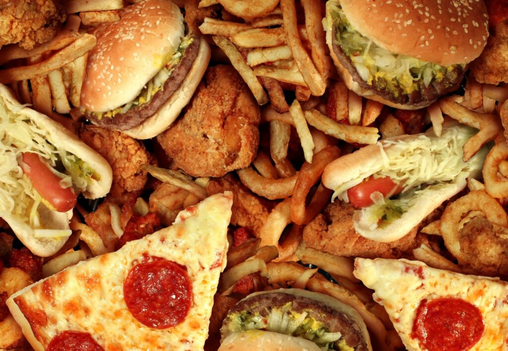 fast food puffy eyes, Don't eat fast food if you want to get rid of your puffy eyes
