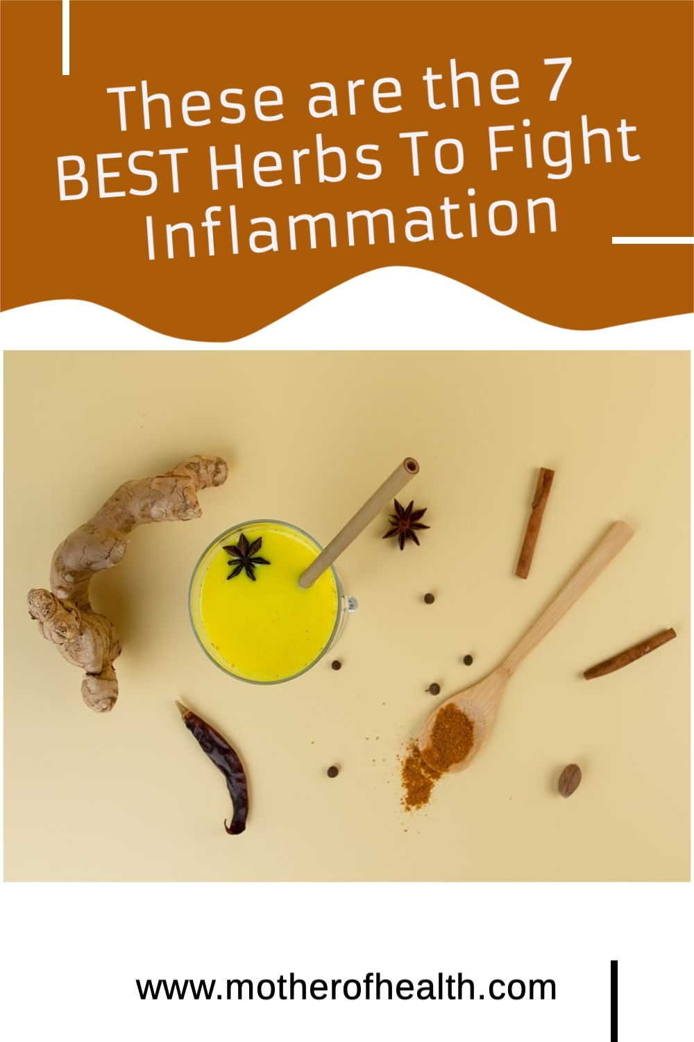 best herbs to fight inflammation