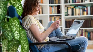 how to stay healthy while working from home