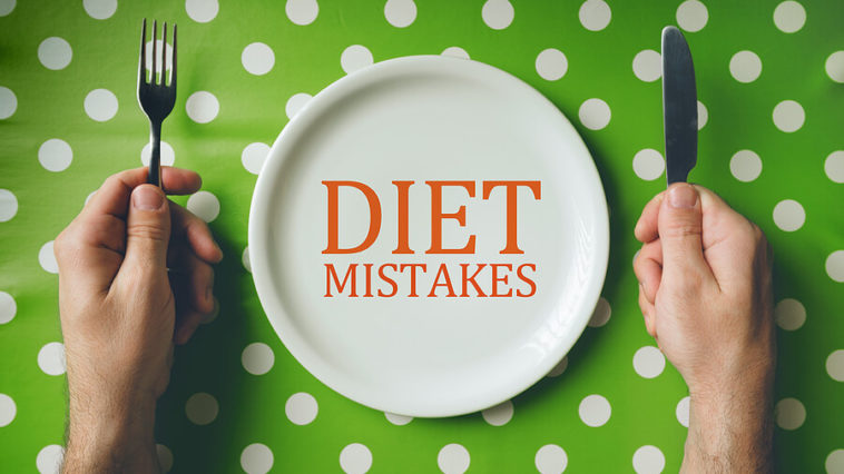 nutrition mistakes