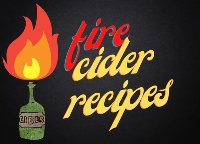how to make fire cider
