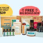 simply earth essential oil recipe box